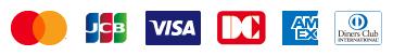 対応可能なクレジットカード