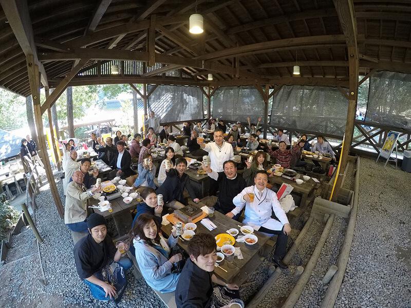 六甲山のグルメフェスタ「野宴サミット2019 秋」ただいま予約受付中!
