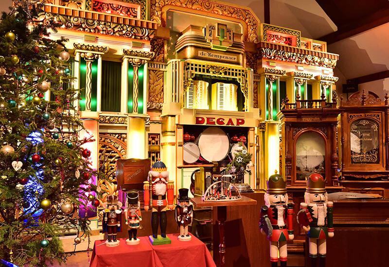 オルゴールの美しい音色で素敵なクリスマスを
