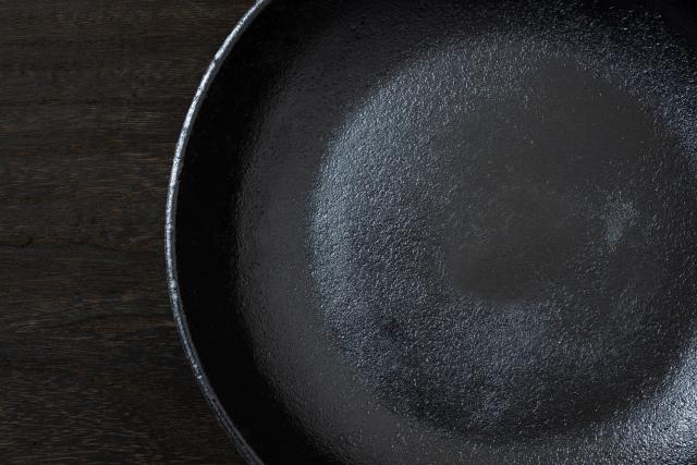 食育⑮フライパンで焼くスコーン