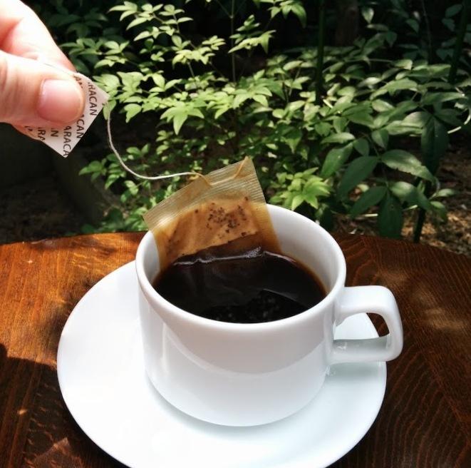 超手軽なコーヒーバッグに注目!