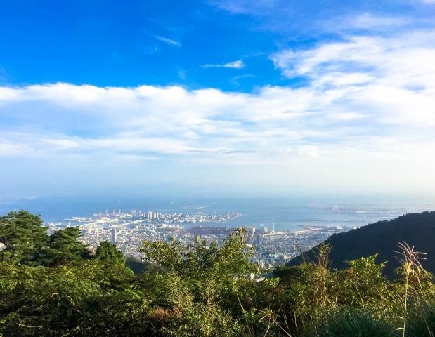 緑あふれる六甲山の歴史 1