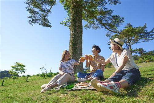 「山の日」は、六甲山で大人の夏休み!