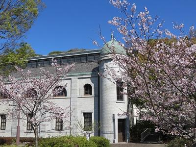 神戸市水の科学博物館で「さくらフェア」開催中!