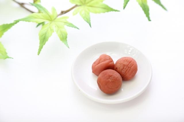 日本の伝統食で熱中症対策を