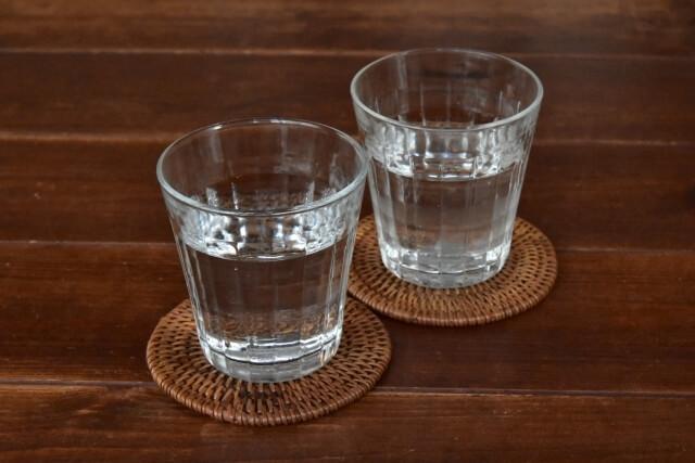 緊急事態宣言のなか、お家でこまめな水分補給を。