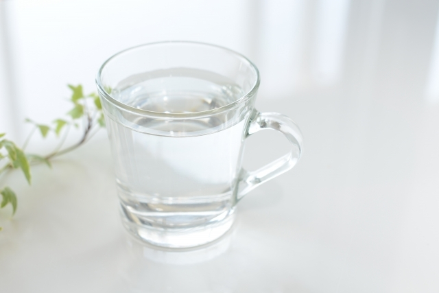 初夏の身体、水分足りていますか?