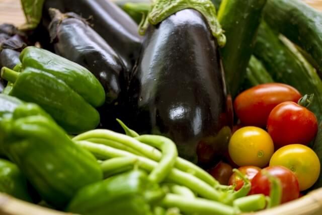 食育⑦夏の恵みをカレーに仕立てて
