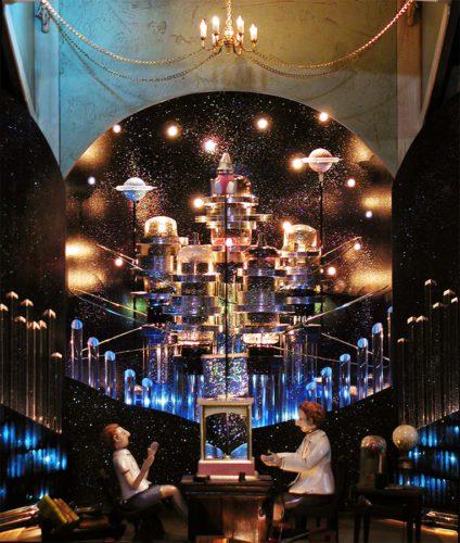 六甲オルゴールミュージアムで特別展「ムットーニのオルゴールシアター」を開催中
