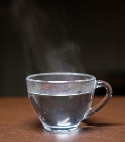白湯の飲み方とタイミング